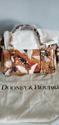New Dooney And Bourke Limited Edition Dipinta Satchel