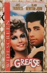 Grease The Movie Vhs, 1998, 20th Anniversary Edition