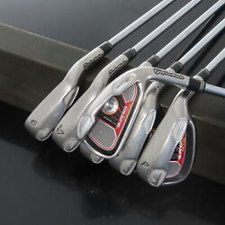 Taylormade Burner Plus5-p Nspro 950ghs 2008 Mid-size Grips 5012134 Irons