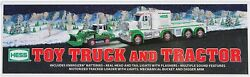 2013 Hess Toy Truck And Tractor - Nib - Mint Condition - Free Shipping