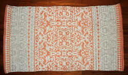 Magnolia Home Rug Joanna Gaines Area Throw 24quot; x 45quot; Southwestern Farmhouse Wool