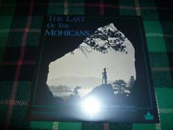 Laserdisc Ntsc - The Last Of The Mohicans - Land039ultimo Dei Mohicani - Cav Ed. 1920