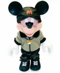 Worthfield Disney Mickey Mouse Mike Original Design Collectable Doll From Japan