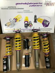 Kw Clubsport 3 Way Coilover Kit - Porsche Turbo, Coupe + Convertible W/o Pdcc