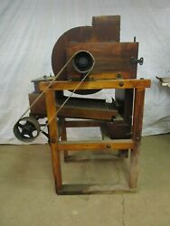 Antique Sprout Waldron And Co. Muncy Pa Corn / Grain / Grist Mill Cleaner