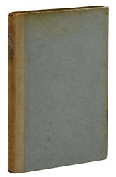 The Poems Of Gerard Manley Hopkins First Edition 1918 Victorian Poetry 1st