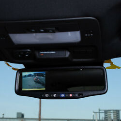 Rear View Back Up Camera - Complete Kit, Fits 2010-2018 Camaro