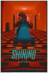 The Shining By Laurent Durieux - Danny - Signed And Numbered Sold Out Mondo Print