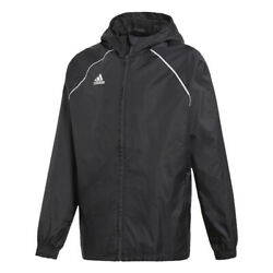 Adidas Core 18 Rain Youth Soccer Jacket - Model Ce9047 New With Tags Sz Large