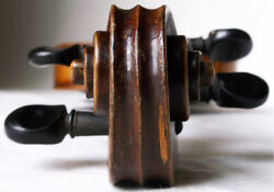 Beautiful Old French Maggini Violin - See Video - Rare Antique バイオリン скрипка 318