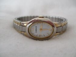 Carriage By Timex Analog Wristwatch With An Expansion Band