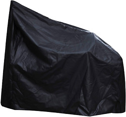 68 Bbq Grill Cover Large Heavy Duty For Brinkmann Trailmaster 855-6305-s Smoker