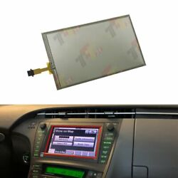 7 Touch Screen Digitizer For Toyota Prius 2010-2011 E7022 Jbl Naviigation Unit