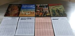 Noel Barrett Antique Toy Aucton Catalogs 4pc All With Price Lists...tin Toy