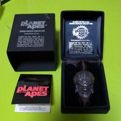 Jap Studio Planet Of The Apes Ring Limited Serial