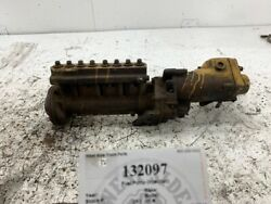 Caterpillar Cat Fuel Injection Pump And Governor Assembly 9l9217