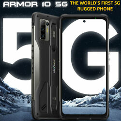 5g Ulefone Armor 10 Rugged Mobile Phone Android 10.0 Smartphone Nfc Waterproof