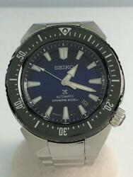 Seiko Prospex Divers Date Japan Box Used Automatic Mens Watch Authentic Working