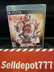 Guilty Gear Xrd Sign - Sony Playstation 3 Brand New