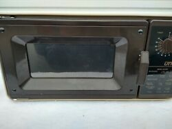 Vintage Amana Little Litton Small Compact Microwave. Rv Boat Trailer Motorhome