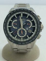 Seiko Astron 8x53-0ad0-2 Day Date Box Box Used Gps Solar Mens Watch Auth Works