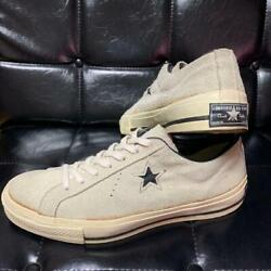 Converse One Star Made In Usa Suede Original Vintage 70s Men Us 9 From Japan