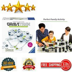 Ravensburger Gravitrax Starter Set Marble Run And Stem Toy Endless Indoor Activity