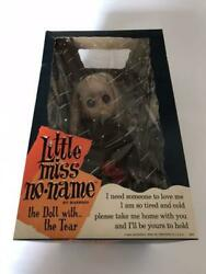 Little Miss No Name Figurine Hasbro With Box 1965 Antique From Japan Dead Stock