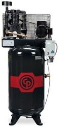 Chicago Pneumatic Rcp-7583vs 7.5hp 2 Stage 80 Gallon 3ph Vertical Air Compressor