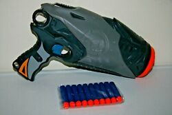 Nerf Dart-tag Speed-swarm Great Condition Tested Working Painted Custom + Darts