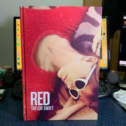 Taylor Swift Red Limited Edition Photo Book Rare Collectible
