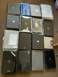 Wholesale Export Repair Lot Of 64+ Laptops For Parts Fixing Local Pickup Only