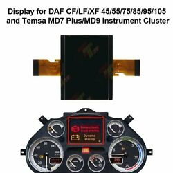 For Daf Cf/lf/xf 45/55/75/85/95/105 And Temsa Md7 Plus/md9 Instrument Display