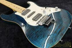 Schecter Ex-v-22-frv Electric Guitar Stratocaster Type W/hard Case F/s Jp