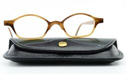 Wollenweber Glasses 0106014 9026 Horn And 2 Unique Germany + Real Leather Case