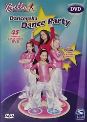 Bella Dancerella Dance Party Dvd - Disc Only With Tracking