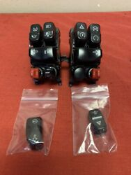 Genuine Harley Touring Handlebar Right And Left Control Switches