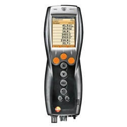 Testo 330-1g Ll Kit 2 Commercial Combustion Analyzer