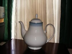 Htf Early 1970's Royal Doulton Lorraine H5033 4 Cup Coffee Pot With Lid