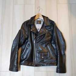 Used Whiz X Vanson Leather Star Riders Jacket Black M Size Only 10 Rare