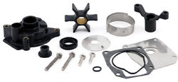 Water Pump Impeller Kit 40 45 48 50 55 Hp And03984-and03988 Johnson Evinrude 439077