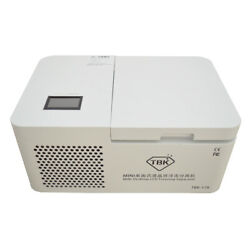 Refrigerated Screen Removal Machine 110v 60hz 800w Lowest Temperature -185℃