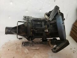 Gamefisher 15hp Outboard Motor Transom Clamp Assy Swivel Mid-section