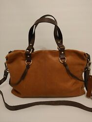 Nino Bossi. Satchel Crossbody Leather Purse. $28.00