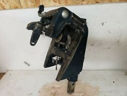 1958 Evinrude Johnson 10hp Outboard Motor Transom Clamp Assy