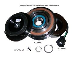 Ac Clutch Fit 2017 Andndash 2020 Express 2500 3500 2.8 Diesel Usa Made Read-details