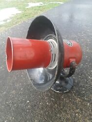 Federal Sign And Signal Corporation Siren, 120 Volt Siren