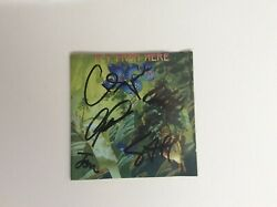 Yes Signed Cd Fly From Here By Steve Howe Chris Squire Allen White Geoff Downs J