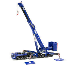For Demag Ac700 Crane 33-0135 1/50 Diecast Model Finished Car Truck