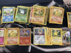 Pokemon Cards Lot 20 Card Repack Vintage Base Set Fossil and Jungle $12.00